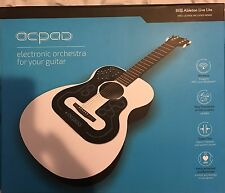 ACPAD - AC PAD for Your Acoustic Guitar - Wireless MIDI Controller