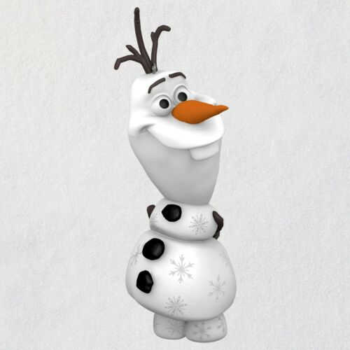 Disney Frozen 2 Olaf Glows Up Ornament With Light