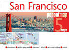 San Francisco Popout Map by Compass Maps (Sheet map, folded, 2013)