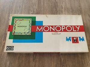 Monopoly-i-Parker-i-1961-i-dm-version-I-completamente-i-culto-I-Retro-Vintage