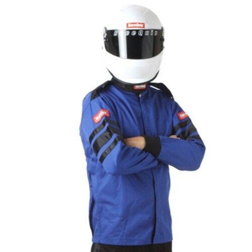 RACEQUIP 110 Series pyrovatex SFI-1 Jaqueta-classificação de Sfi 3.2A//1