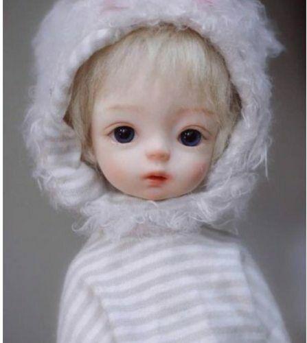 Bjd Recast Tiny Cute Doll frei Shipping 1 6 Doll Soo Make Of Resin Anime Manga