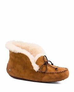 ed1ed774732 Details about UGGpure™ Alena Suede Slipper Bootie SZ 6.5 Ladies Retails $119
