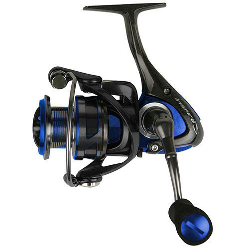Okuma Fishing Spinning ISX-30B Inspira Spinning Fishing Reel [5.0:1 Gear Ratio, 8bb + (isx30b) 648689
