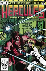 Hercules-Comic-Issue-2-Limited-Series-Bronze-Age-First-Print-1982-Layton-Parker