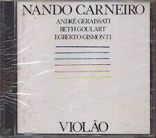 NANDO CARNEIRO - Violao - EGBERTO GISMONTI GOULART CD 1984 NEAR MINT (D2)