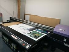 Mimaki Jfx200 2513 Wide Format Flatbed Uv Printer Used Great Condition