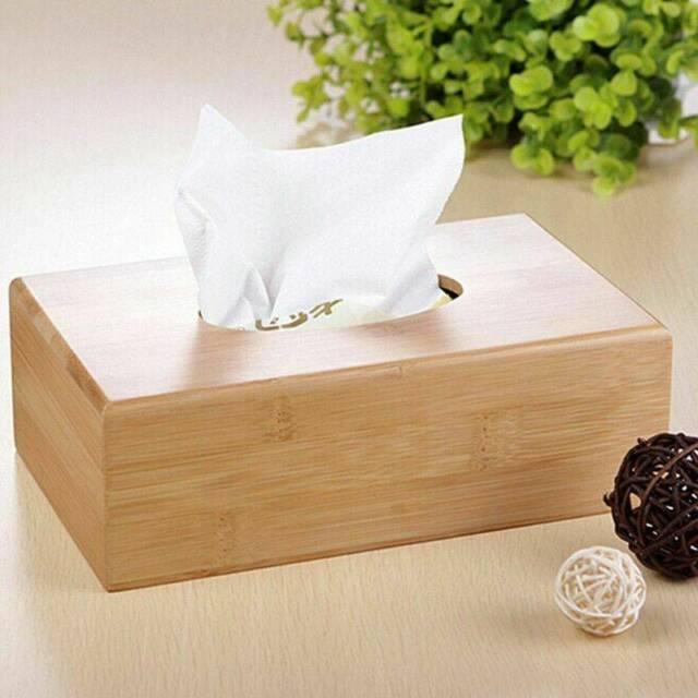 European Style Tissue Box Napkin Holder Paper Case Cover Home Decor Organizer⭐