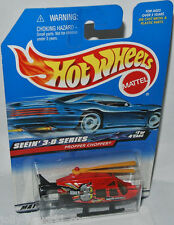 Seein´3-D Series - PROPPER CHOPPER - red/graphics - 1:64 Hot Wheels 009/2000