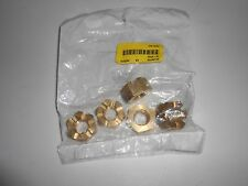 18-3705 PACKAGE OF 5 JOHNSON EVINRUDE PROPELLER NUTS 314503 Inventory C3-5