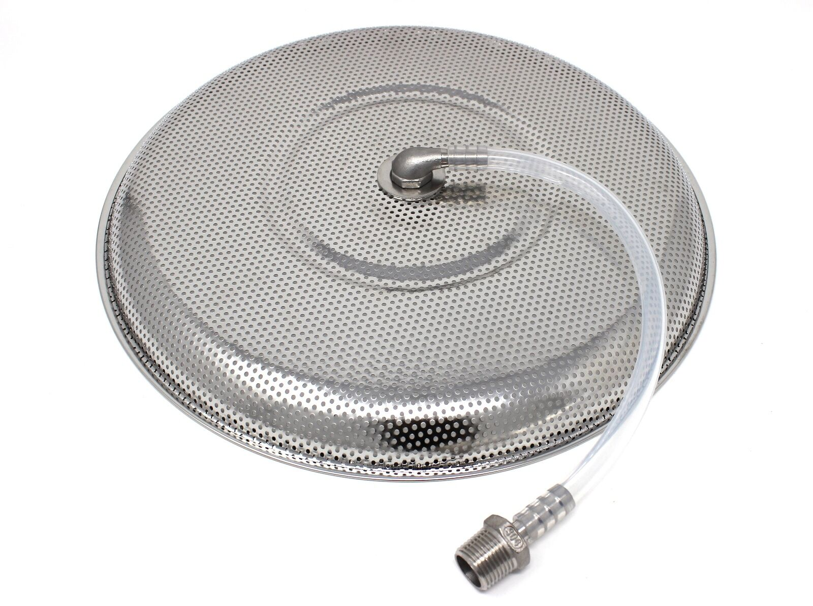 s l1600 CONCORD Stainless Steel Universal False Bottom Home Brew Kettle to Mash Tun