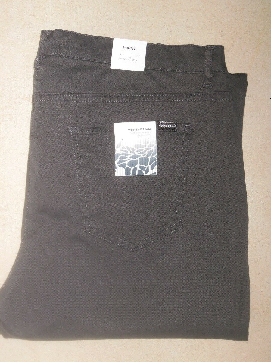 BRAX Jeans Jeans Jeans Stretchjeans Shakira Winter Dream super Stretch dunkelgrau slim NEU   Niedriger Preis    Deutsche Outlets    Räumungsverkauf  cd48e5