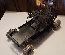 GI Joe Chenowth Jeep GI Joe Action Figure - Hasbro 2000 Includes Top Gun Rack
