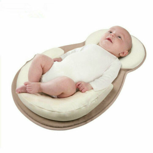 Portable Baby Crib Bassinet Folding Travel Nursery Infant Cradle Sleeping Bed DE