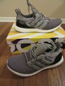 4571405c4f6 Image is loading Adidas-Ultra-Boost-Undefeated-Size-11-Grey-Clear-