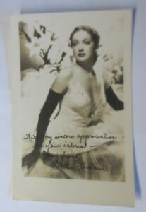 Actor-Original-Signature-Dorothy-Dottie-Lamour-Photo-26316