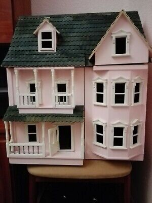 Dolls House With Furniture 1 Ebay