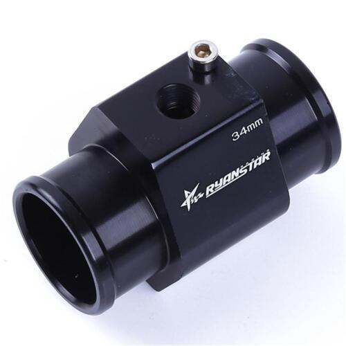 28-40MM Water Temp Temperature Joint Pipe Sensor Gauge Radiator Hose Adapter Q