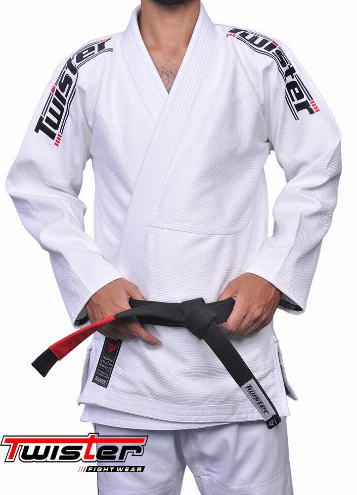 Twister Victory Plus Jiu Jitsu , Bjj Gi Ultra Light IBJJF Spec