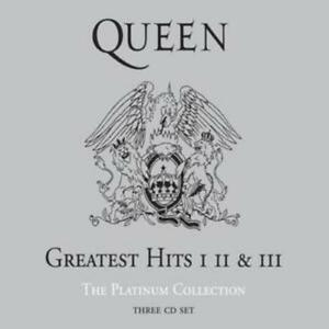 Queen-Greatest-Hits-I-II-amp-III-The-Platinum-Collection-CD-2000