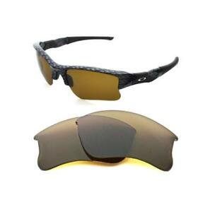 dc7cabc117c Image is loading NEW-POLARIZED-REPLACEMENT-BROWN-XLJ-LENS-FOR-OAKLEY-