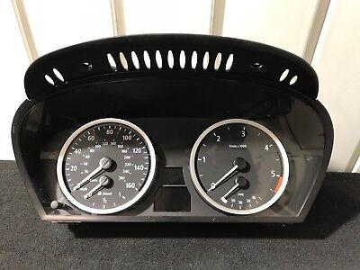 Bmw 5 série E60 E61 instrument cluster speedo clocks diesel automatique 6958601