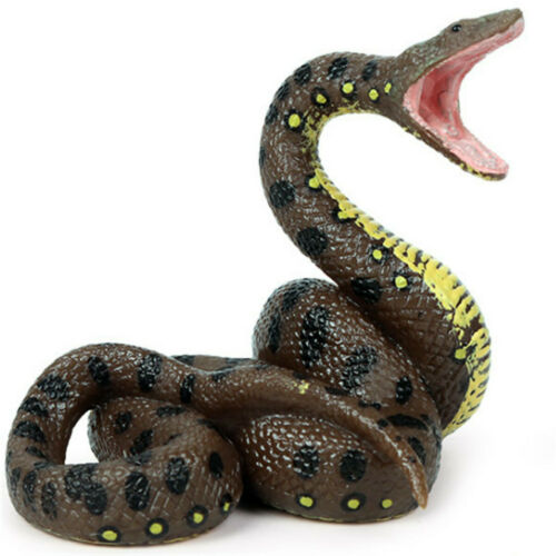 """NEW 1//6 Scale Bpython Boa Snake Model For 12/""""Action Figure Animal Accessories"""