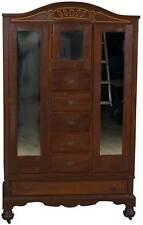 1900 1950 antique english wardrobe armoire