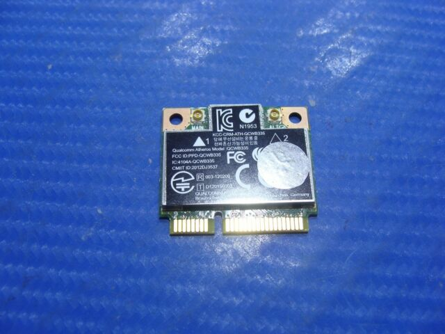"HP Pavilion 13-a010dx 13.3"" Genuine Laptop Wireless Wifi Card 733476-001 ER*"