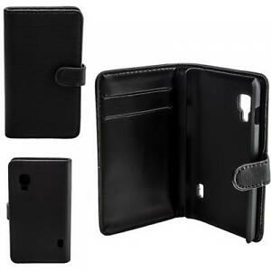 Schutz-Tasche-Handy-Etui-LG-E460-Optimus-L5-II-2-Bookstyle-Case-Flip-Cover-Hulle