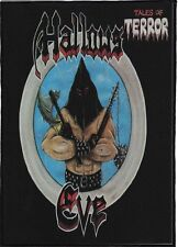 HALLOWS EVE BACKPATCH / SPEED-THRASH-BLACK-DEATH METAL