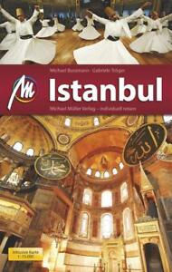Reisefuehrer-Istanbul-MM-City-v-Michael-Bussmann-amp-Gabriele-Troeger-Reisehandbuch