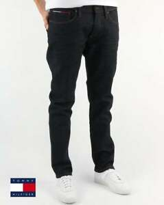 fe38a5a941b3 Tommy Hilfiger Scanton Slim Fit Jeans in Rinse Comfort Dark Wash ...