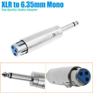 Female-XLR-Plug-To-1-4-034-6-35mm-Male-Mono-Jack-Microphone-Cable-Audio-Adapter