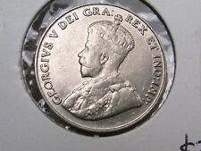 Better Grade 1931 Canadian FIVE cent. 5c. Canada. Grades @ XF.
