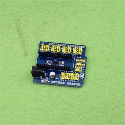 O Erweiterungsplatine Micro Sensor Schild Uno qa 2 Stücke Arduino Nano V3.0 I
