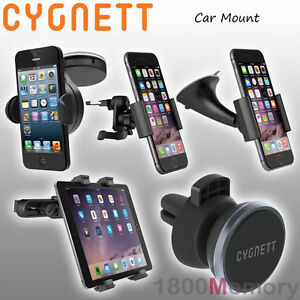 Details about Cygnett Car Mount for Dash Window Vent Smartphone Holder Magnetic Plus Universal