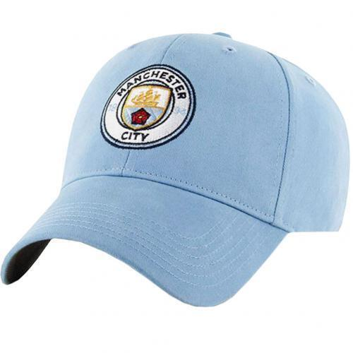 093c3ed7e1e Manchester City FC Sky Blue Mens Baseball Cap Hat Crest Official for sale  online