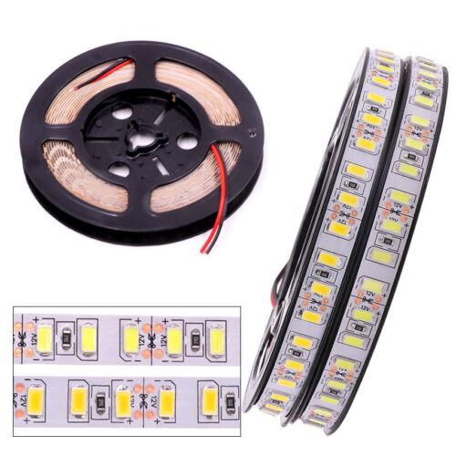 1M-5M DC12V 600leds led strip SMD 5630 Flexible led tape light No-waterproof