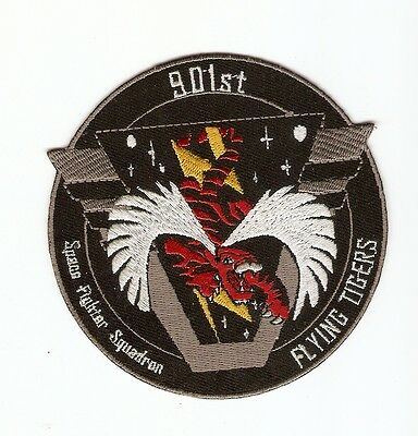 Stargate Sg-1 Aufnäher Patch Raumjäger Starfighter Wing Flying Tigers Cosplay Professionelles Design Tv-fanartikel Buttons & Pins