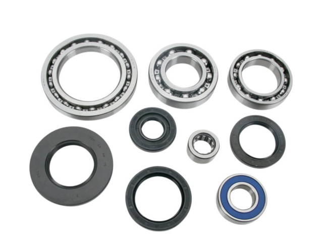 2009 Used with Arctic Cat 366 4x4 ATV Rear Differential 2008 2010 Metal//Rubber Big Bearing ATVKD-6 2726 Arctic Cat 366 4x4 FIS ATV Rear Differential Bearing Kit