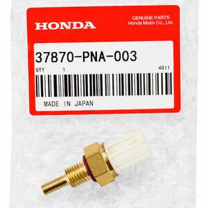 Genuine Honda Oem-Radiator Coolant Temperature Sensor Sensor Water Temp 37870PLC
