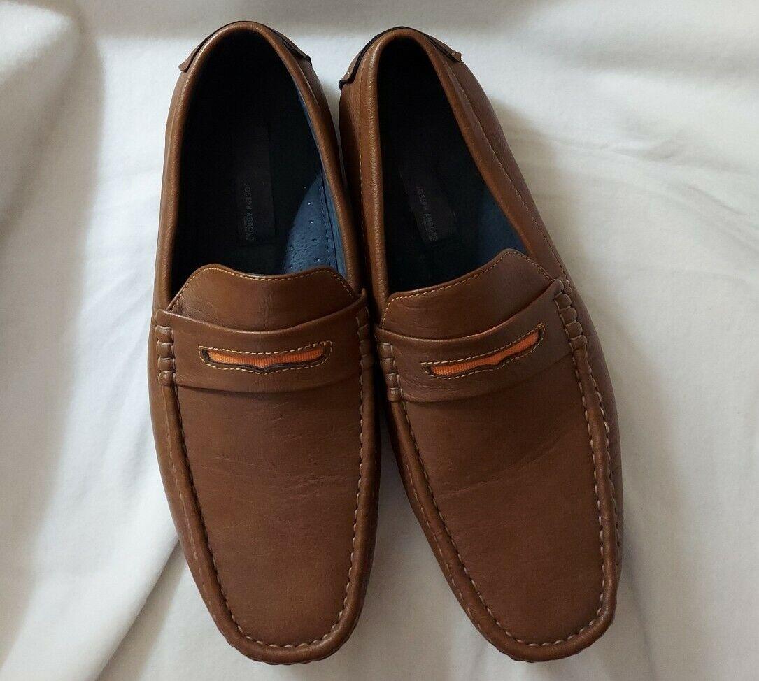 Joseph Abboud Mens Driving Shoes Size 10.5