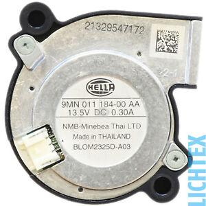 ORIGINAL HELLA LED Scheinwerfer Lüfter Ventilator 9MN 011 184-00 AA für Audi BMW