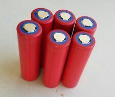 48 Pack Panasonic Sanyo NCR18650GA 3500mAh 10A Li-ion Battery USA Seller