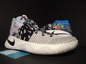 another chance d5ee6 0e81f Image is loading NIKE-KYRIE-2-THE-EFFECT-II-TIE-DYE-