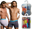 Boxer-Shorts-2-Pieces-Man-Elastic-Outer-Start-Cotton-sloggi-Underwear-Bipack thumbnail 1