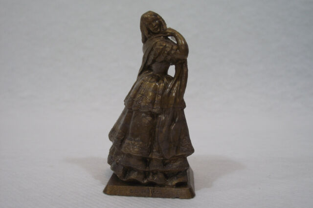 MOKAREX LA PAÏVA 1819-1884 Serie Le Second Empire 1956 Figurine soldat plastique