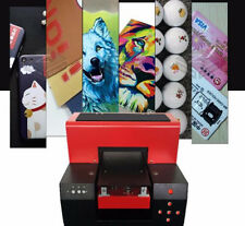 A3 Uv Flatbed Printer Color Printing Of Any Flat Material Good