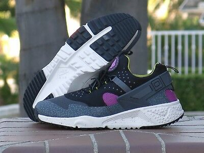 Nike Air Huarache Utility PRM Men s Athletic Sneakers 806979-500 SZ 11.5 f34050969